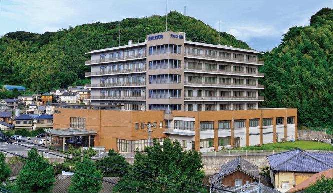 長崎北病院 外観