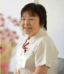 看護部長 勝野 久美子