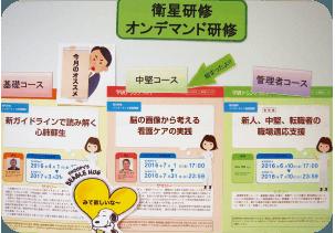 衛生通信研修(オンデマンド研修)